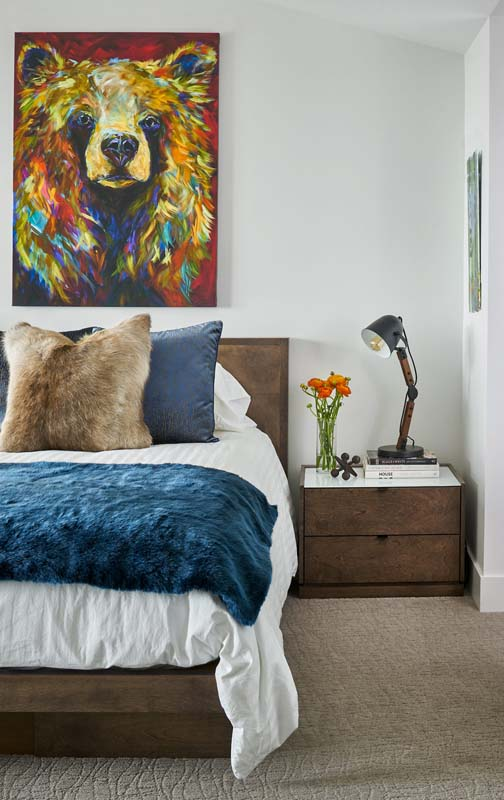 custom paintings for your bedroom walls
