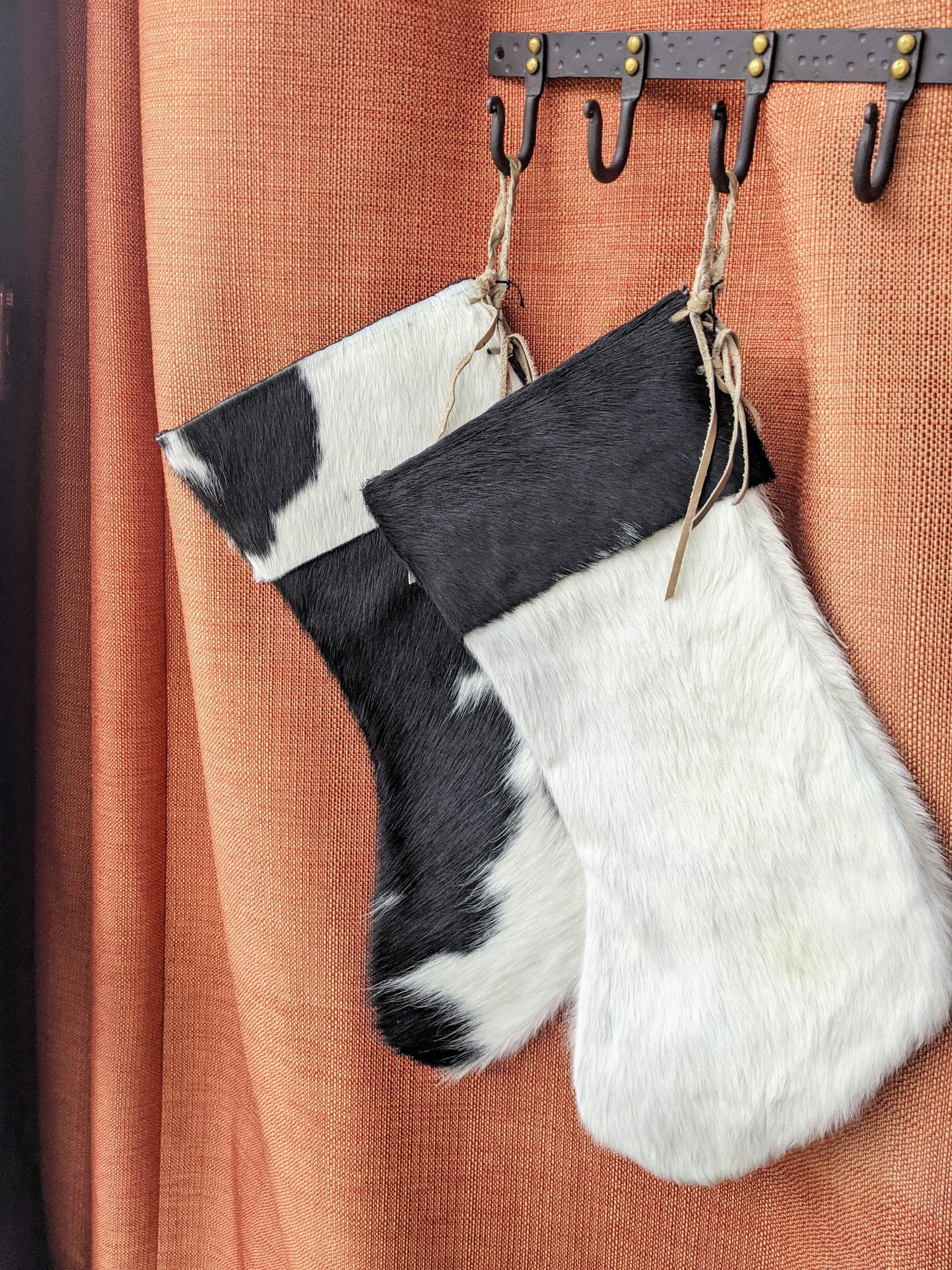 Cowhide Stockings