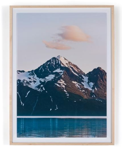 Four Hands-Norway Mountains Artwork
