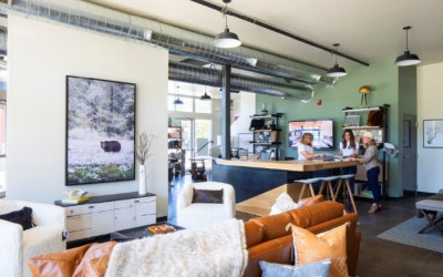 All About Stel House + Home in Mountain Living